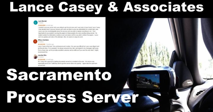 Process Server Sacramento CA
