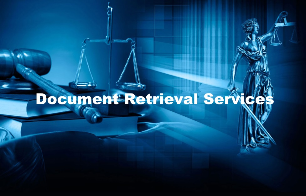 Document Retrieval Services