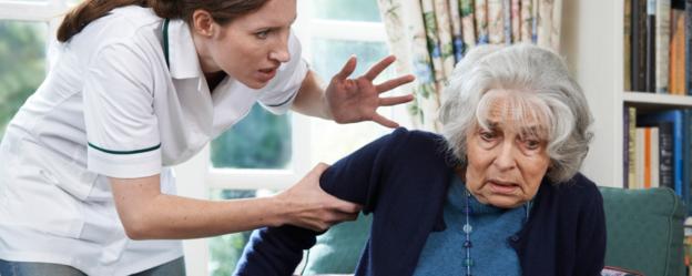 Elder or Dependent Adult Abuse Restraining Order