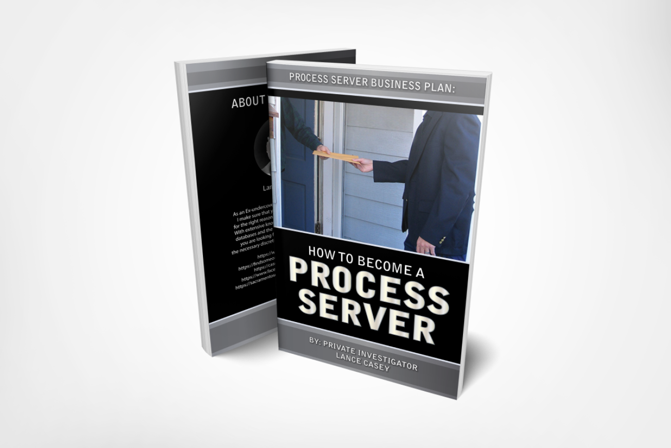 Starting A Process Server Business - Process Server 101