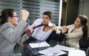 Workplace Violence Restraining Order