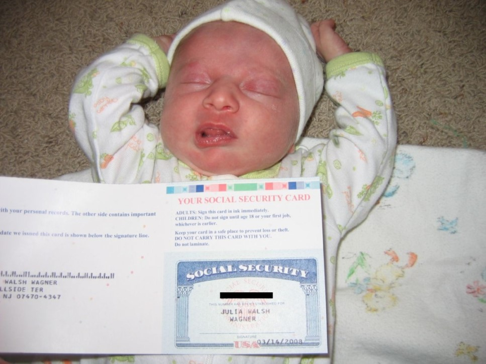 How Can I Find my Child's Social Security Number Online