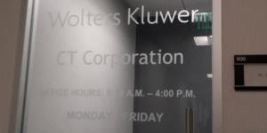 ct corporation service of process