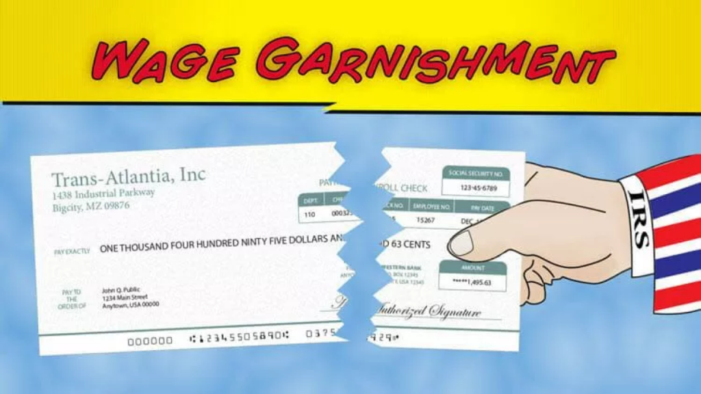 wage garnishment laws by state2
